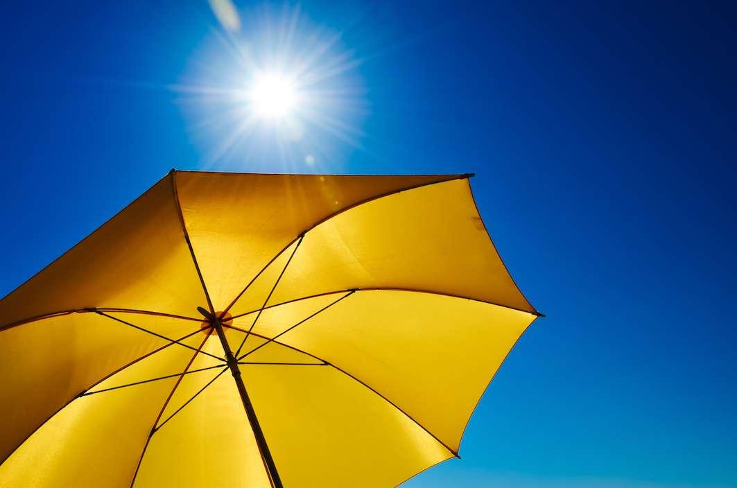 Warum soll man nach einem Fruchtsäurepeeling die Sonne meiden?
